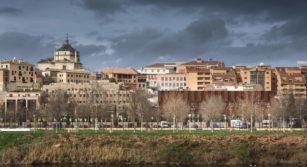 Toledo y su estacion de autobuses