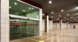 Interior estacion autobuses toledo
