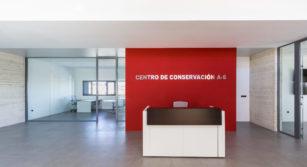Recepcion centro de conservacion A6